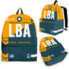 LBA - Leeds Bradford Airport Backpack