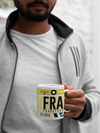 FRA - Frankfurt Airport - Coffee Mug - Frankfurt, Germany