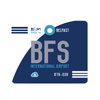 BFS - Belfast Airport Mousepad or Mouse Mat