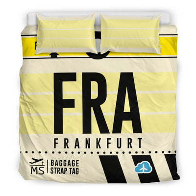 FRA - Frankfurt Airport Bedding Set