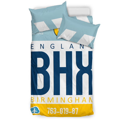 BHX - Birmingham Bedding Set