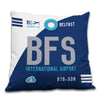 Belfast Airport - BFS - Cushions Pillows - Belfast, United Kingdom