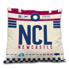 Newcastle Airport - NCL - Cushions Pillows - Newcastle, United Kingdom
