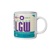 London Gatwick Airport - LGA - Coffee Mug - Gatwick, United Kingdom