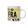 Frankfurt Airport - FRA - Coffee Mug - Frankfurt, Germany