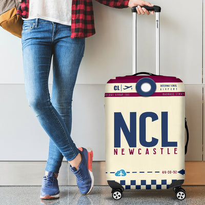 NCL - Newcastle Airport Luggage Cover