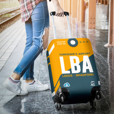 LBA - Leeds Bradford Airport Luggage Cover