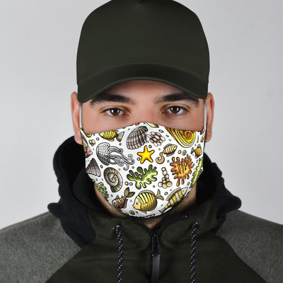 Travel Face Mask