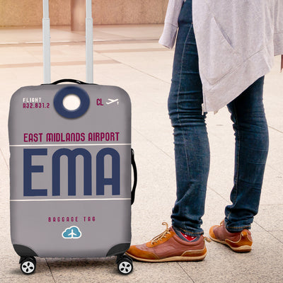 EMA - East Midlands Airport Luggage Cover