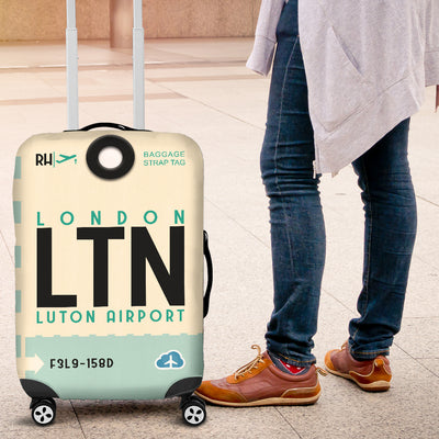 LTN - London Luton Airport Luggage Cover