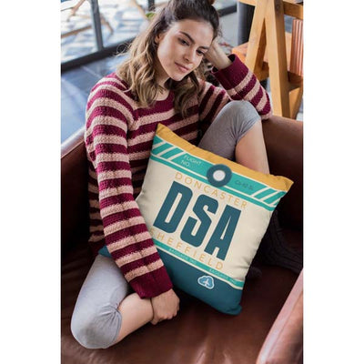 DSA – Doncaster Sheffield Airport Cushion & Cover