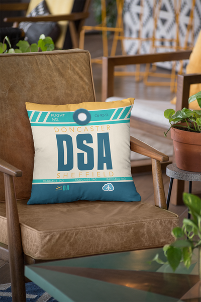DSA - Doncaster Sheffield Airport - Cushions Pillows - Doncaster, Sheffield, United Kingdom