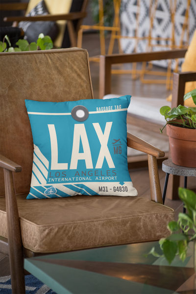 LAX - Los Angeles LAX Airport - Cushions Pillows - Los Angeles, California