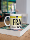 Coffee Mug - FRA - Frankfurt Airport - Frankfurt, Germany