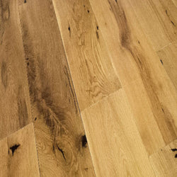 Virginia 150 Solid Oak Lacquered 1003