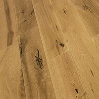 Virginia 150 Solid Oak Brushed & UV Oiled 8012