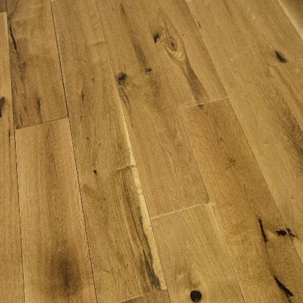 Virginia 125 Solid Oak Brushed & UV Oiled 9407