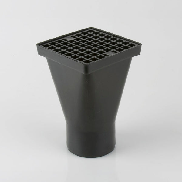 Underground 110mm x 160mm Square Hopper