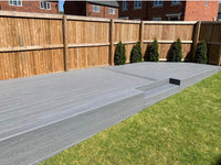 D3 Composite Decking Fossil Grey