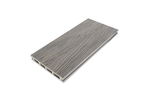D3 Composite Decking Old Silver