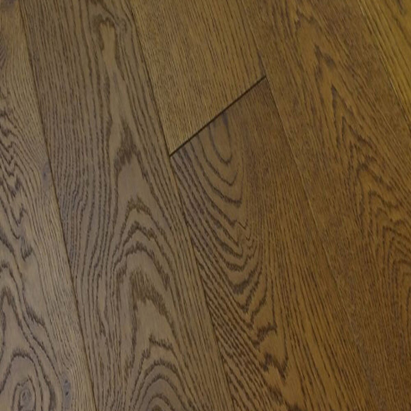 Emerald Oak Nutmeg Stain Brushed & UV Oiled 11156