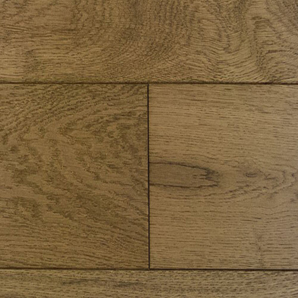 Emerald Oak Smoke Stain Brushed & UV Oiled 11165