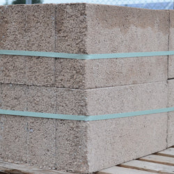 Hollow Dense Concrete Blocks 7.3N 215mm