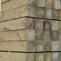 "125m (5"") Square Fence Posts"