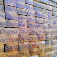 "Graded Timber 2""x10"" (47mm x 250mm)"