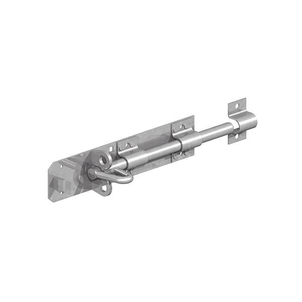 Gatemate Galvanised Brenton Bolt
