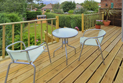 Softwood Treated Decking 120mm x 32mm