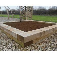 UC4 Treated Softwood Sleepers