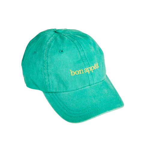 The BA Hat in Seafoam