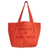 The Natty Wine Tote- front