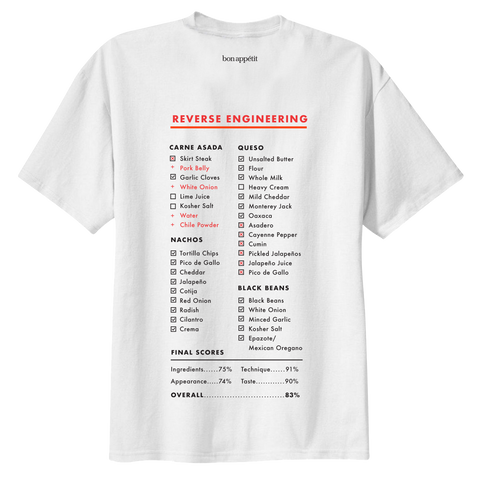 The Reverse Engineering Superfan Shirt-back