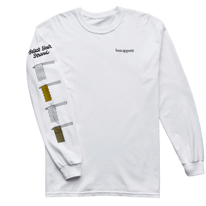 The Know-Your-Noodle Long-Sleeve