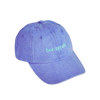 The BA Hat in Periwinkle