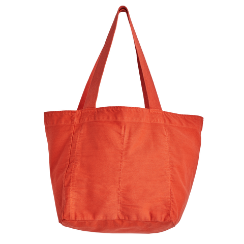 The Natty Wine Tote- back