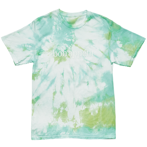 The Tie-Dye Shirt in a Color We Call Spirulina