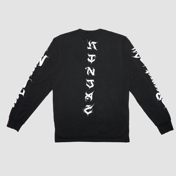 RAFN Long Sleeve - Black