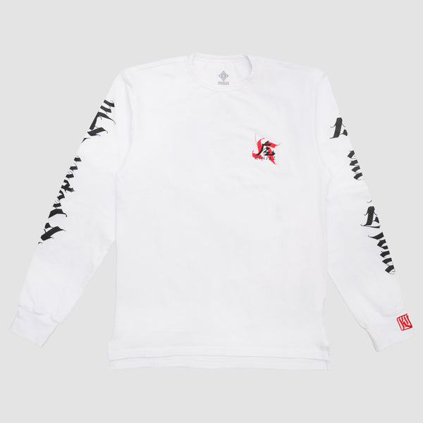 RAFN Long Sleeve - WHITE