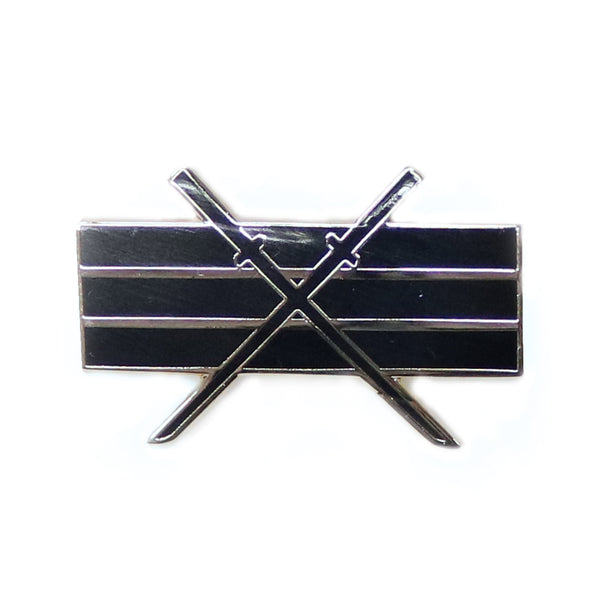 Kross Swords Pin