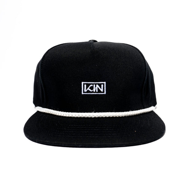 KIN Box Logo Golf SnapBack