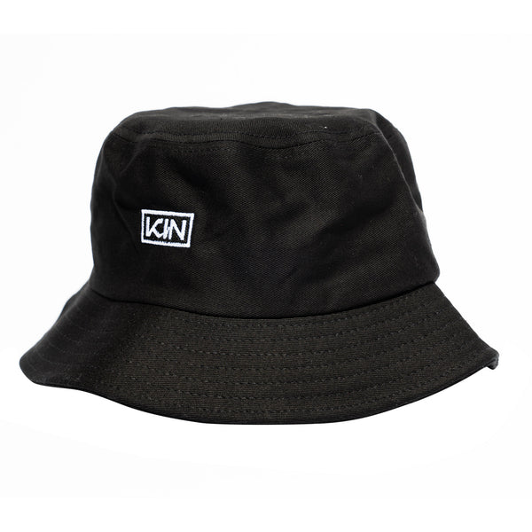 KIN Box Logo Bucket Hat
