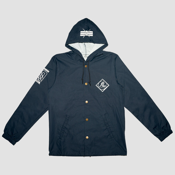 KIN KOACHES JACKET (Navy)
