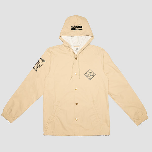 KIN KOACHES JACKET (Kream)