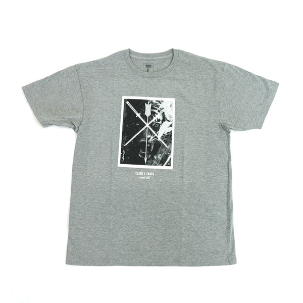Ambush Pack Hunter Tee (GREY)