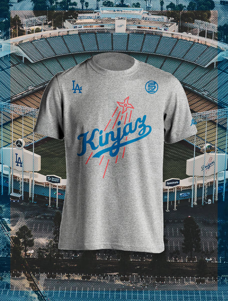 LA Kinjaz World Series Tee