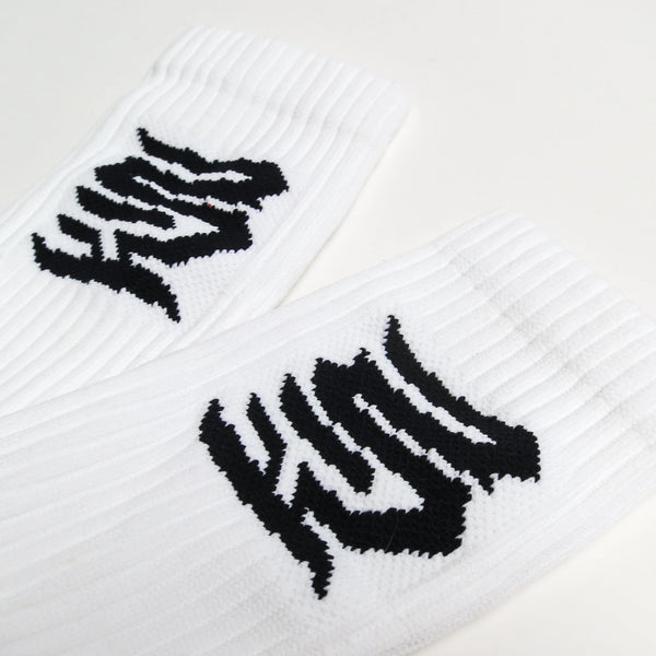 RAFN Kalf Socks (white)