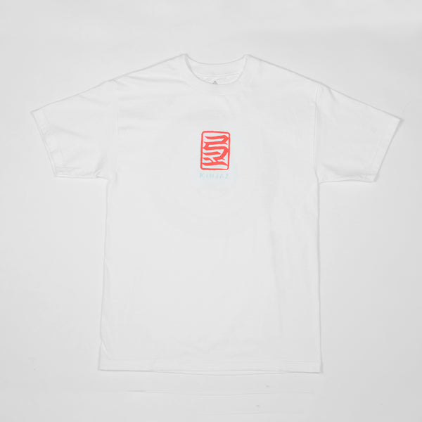 Youth Talisman Tee (white)